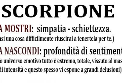 Gemelli cosa mostri e cosa nascondi citazioni famose - Scorpione e gemelli a letto ...