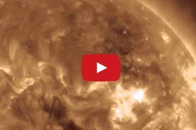 Tempesta solare in arrivo sul nostro Pianeta, altamente probabili dei disturbi alle telecomunicazioni